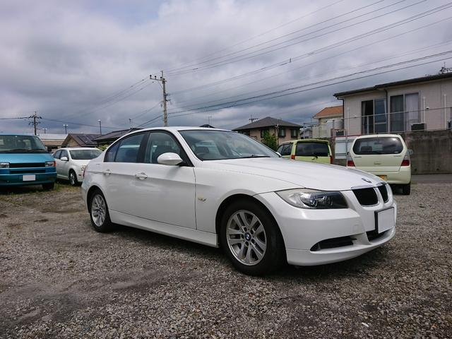 BMW 320i バルブステムシール交換済 / ラジエーター交換済 / オルタネーター交換済 / ウォーターポンプ交換