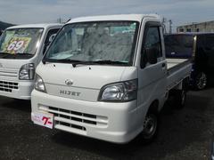 ハイゼットトラック5MT 4WD エアコン パワステ