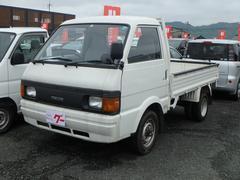 ボンゴトラックDX 1t 4WD 5速MT Wタイヤ 三方開 パワステ