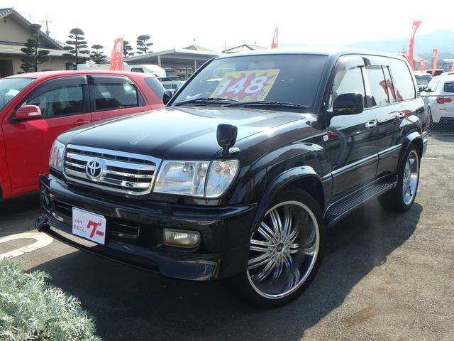 トヨタ VXリミテッド 4WD シートカバー Pガラス ETC