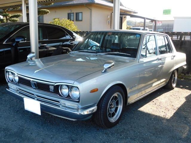 日産 GT  革シート AW