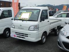 ハイゼットトラックスペシャル 5速MT 4WD 三方開 AC PS
