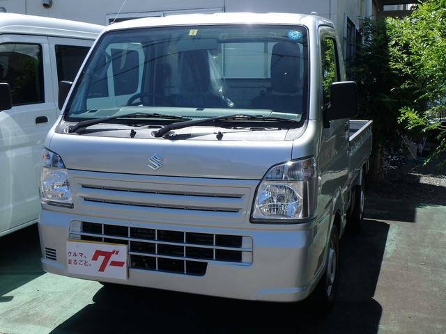 スズキ KCスペシャル 4WD 5MT