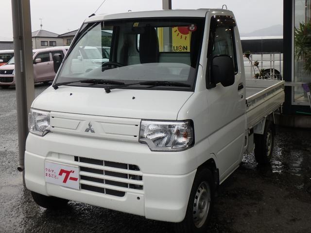 三菱 ミニキャブトラック Vタイプ 5MT 4WD