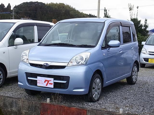 スバル Lスペシャル CVT車 ETC