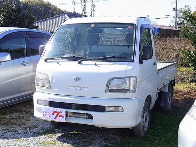 ダイハツ スペシャル 農用パック   4WD 5速ミッション