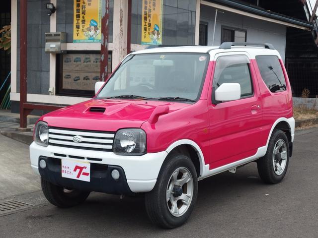 スズキ XC 4WD オートマ車 純正アルミ キーレス ABS