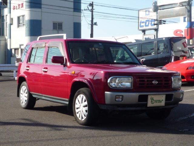 「日産」「ラシーン」「SUV・クロカン」「宮崎県」の中古車