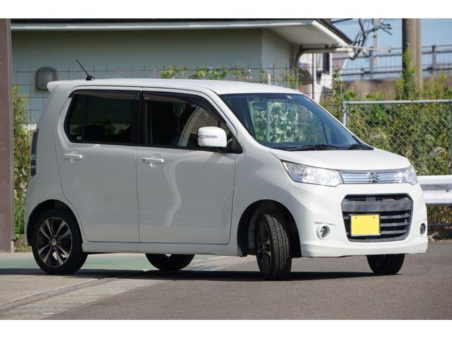 「スズキ」「ワゴンRスティングレー」「コンパクトカー」「宮崎県」の中古車