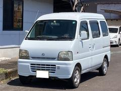エブリイPAスペシャル AT AC 両側スライドドア 車検令和4年7月 タイミングベルト96000キロ時交換済