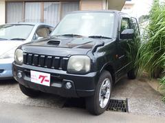ジムニーランドベンチャー 4WD 背面タイヤ キーレス CD