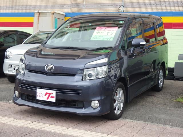 トヨタ Z 8人乗り 片側パワースライドドア ナビTV