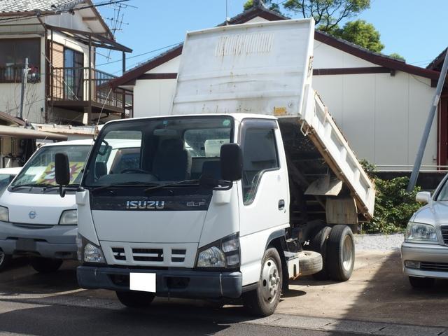 いすゞ ダンプ 4ナンバー車 2tディーゼル 積載3000kg
