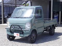 キャリイトラック4WD 5速ミッション車 リフトUP公認 LEDライト