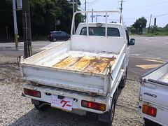 アクティトラックダンプ 4WD エアコン付