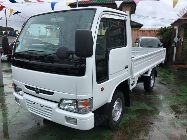 日産 Wキャブ 4WD 1.5t積