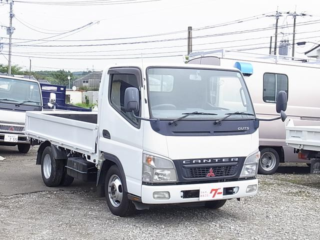 三菱ふそう ターボ 平ボディ NOxPM適合車 最大積載量1500kg