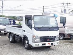 キャンターターボ 平ボディ NOxPM適合車 最大積載量1500kg
