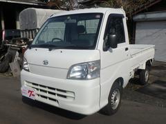 ハイゼットトラック5MT エアコン パワステ 4WD