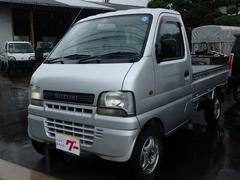 キャリイトラック5MT エアコン パワステ 4WD ETC