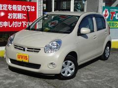 パッソX T Value車