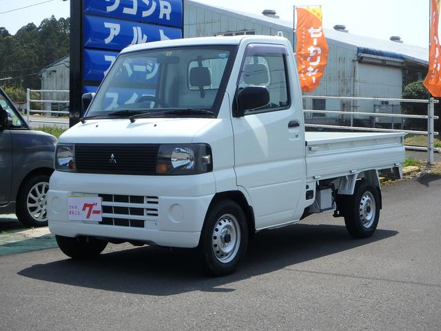 三菱 VX-SE 4WD 5MT 作業ライト