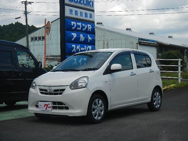 トヨタ X キーレス ナビ TV 電格ミラー エコアイドル