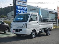 キャリイトラックKCエアコン・パワステ・オートマチック車・3方開・純正ラジオ