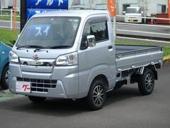 ハイゼットトラックスタンダード 農用スペシャル 5速MT オプショングリル