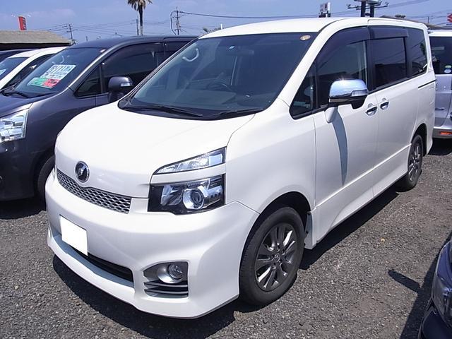 トヨタ ZS 煌 4WD ナビTV Bカメラ 両側電動スライドドア