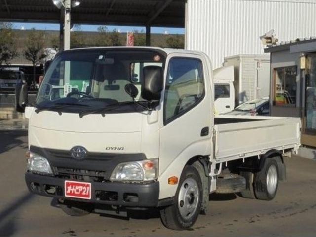 トヨタ ジャストロー ディーゼル 積載2000kg・10尺平