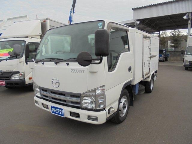 マツダ タイタントラック 積載1500kg-冷蔵冷凍車 -30℃冷凍機スタンバイ機能付