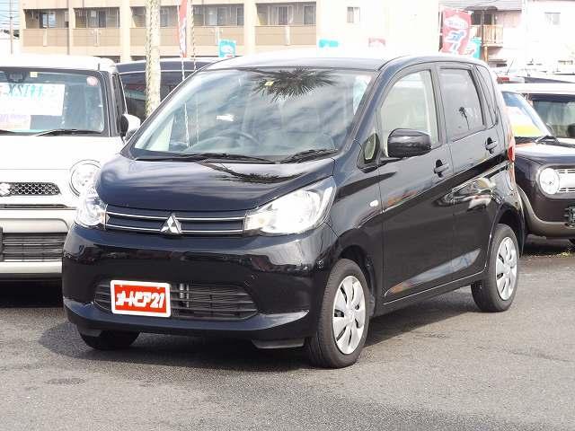 三菱 eKワゴン M e−アシスト (車検整備付)