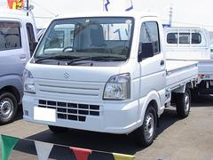 キャリイトラックKC 4WD 届出済未使用車 5速ミッション