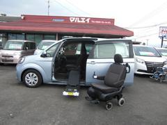 ポルテX サイドアクセス車 Aタイプ 脱着シート仕様 電動式