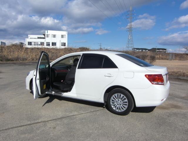 トヨタ A18 Gパッケージ 助手席回転スライドシート
