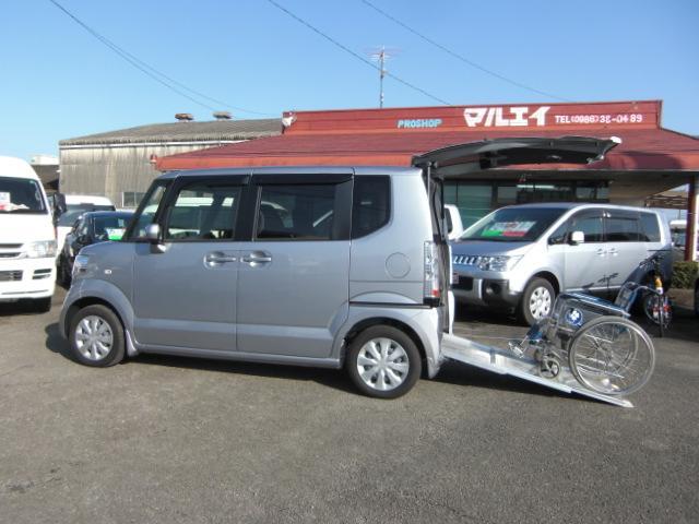 ホンダ G 車いす仕様車 3人乗 CD キーレス ウインチ 福祉車両