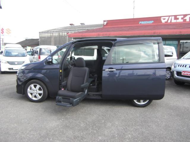 トヨタ F 助手席リフトアップシート ナビテレビ Bカメラ 福祉車両