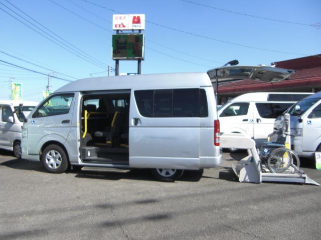 トヨタ 車いす仕様車 Bタイプ 車いす2基 バックカメラ 福祉車両