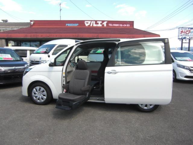 トヨタ X 助手席リフトアップシート Bタイプ ナビテレビ 福祉車両