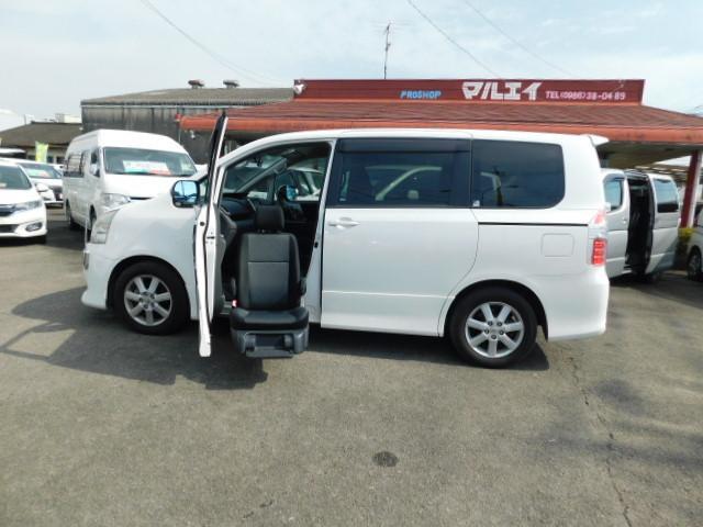 トヨタ Si 助手席リフトアップシート ナビTV Bカメラ 福祉車両