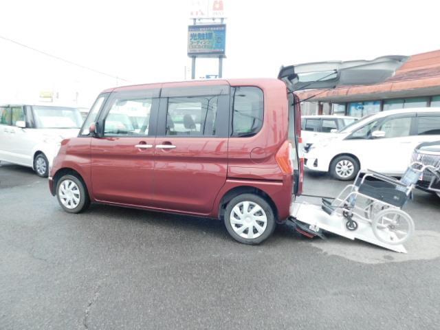 L スローパー ウインチ スマートアシストII CD キーレス 福祉車輌(1枚目)
