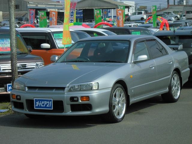 日産 GT R34 5速