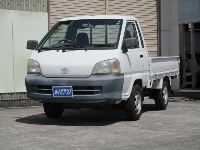 トヨタ シングルジャストローDX 4WD 三方開