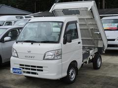 ハイゼットトラックローダンプ 電動ダンプ 4WD エアコン パワステ エアバッグ