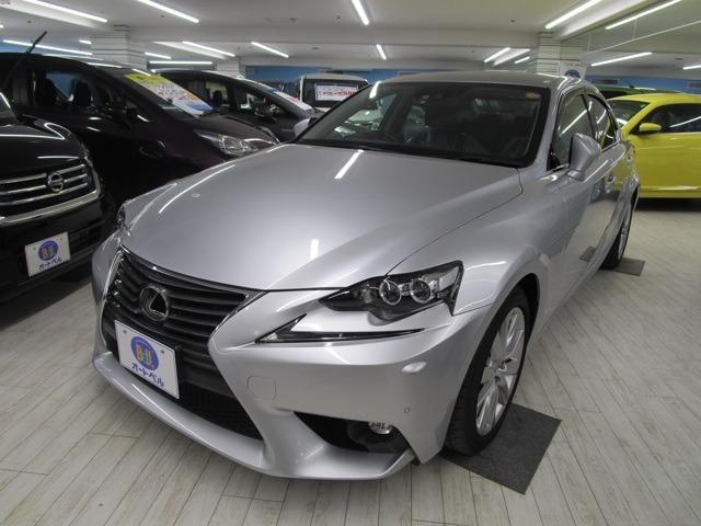 IS(レクサス) IS250 バージョンL 中古車画像
