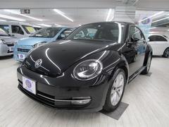 VW ザ・ビートルデザインレザーパッケージ フルセグ