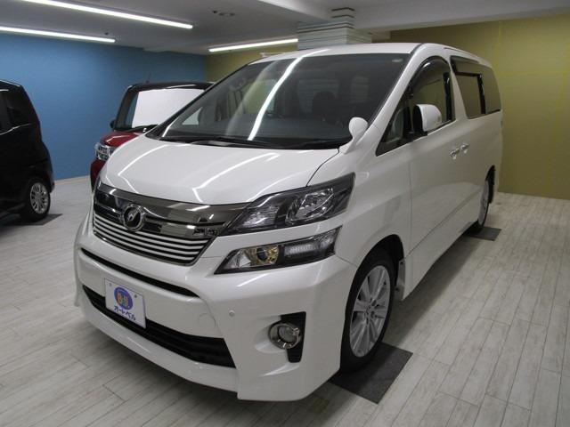 トヨタ 2.4Z ゴールデンアイズ ナビ フルセグTV