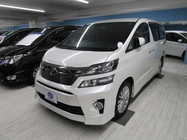トヨタ 2.4Z ナビ 7人