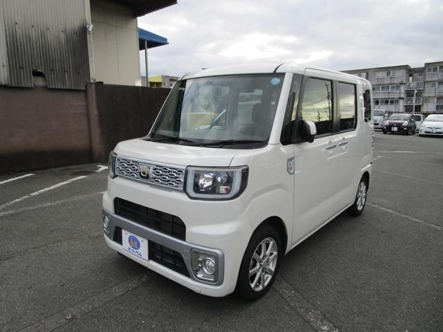 「ダイハツ」「ウェイク」「コンパクトカー」「熊本県」の中古車